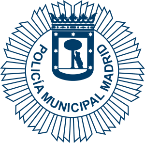 Logo policía municipal de Madrid